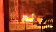 A winter's night…