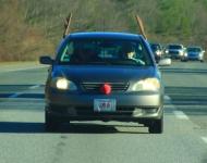 Rudolph the Red NosedCarolla